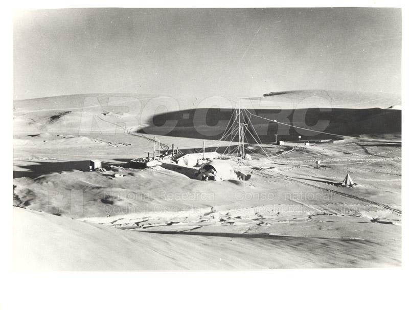 Scientific Survey- Falklands Aug. 1957