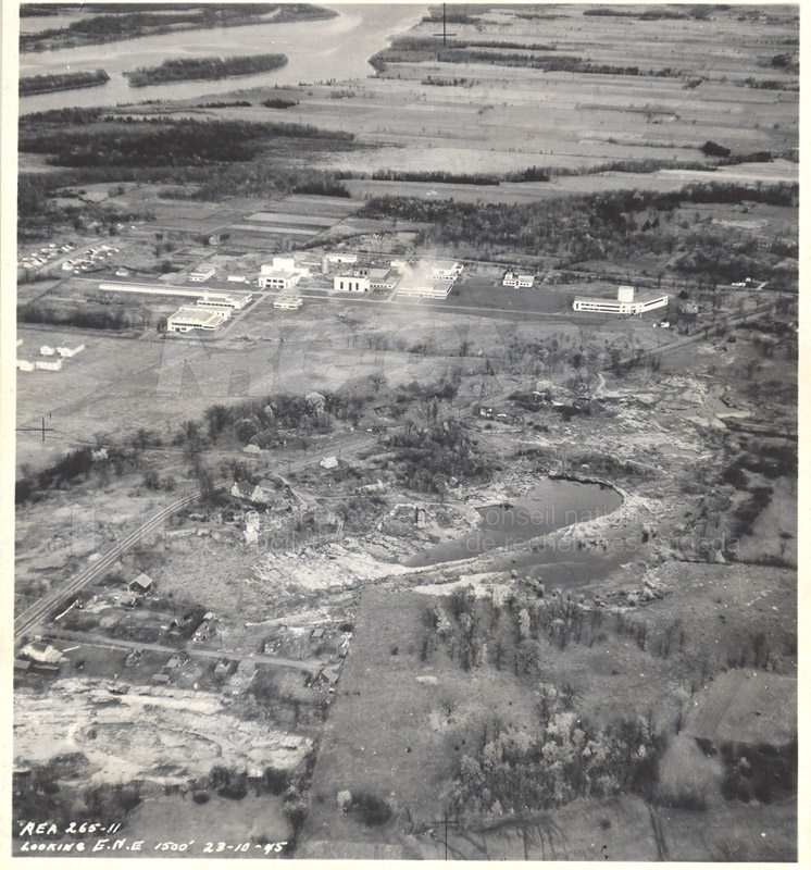 Montreal Road Campus Aerial Views 1945 002