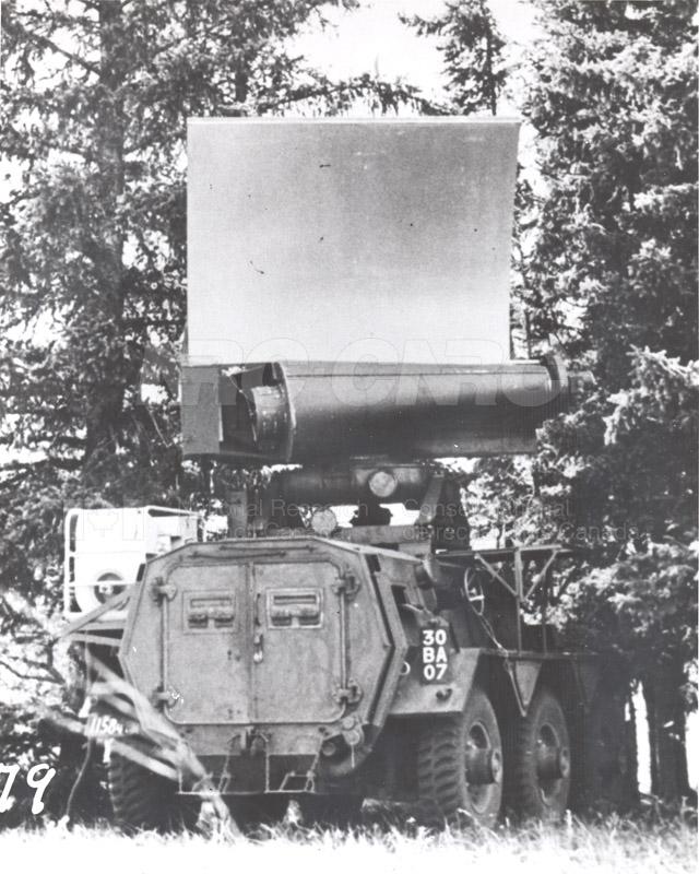 Radar AN-MPQ-501 1959 004