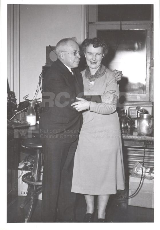 Ernie Hodgson Retirement c.1953 004