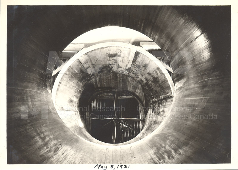 Sussex St. and John St. Labs- Album 3-Wind Tunnel Book 2 May 8 1931 001