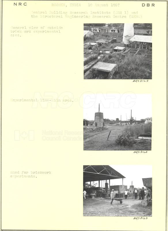 International Tour of Construction Sites- Dr. Legget 1967 004