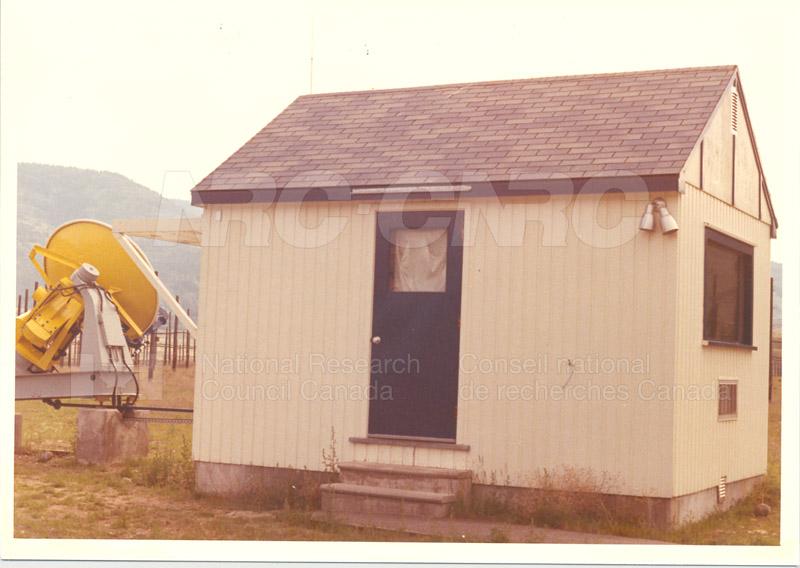 Dominion Observatory- Pendicton c.1966 015