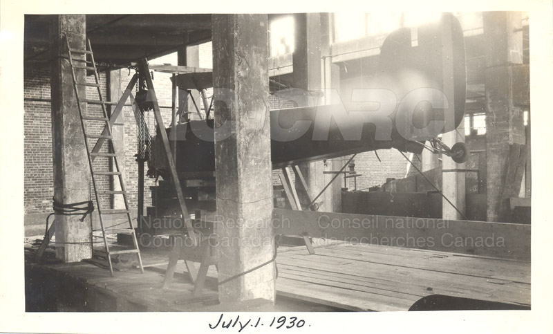 Album 7 Engine Laboratory July 1 1930 004