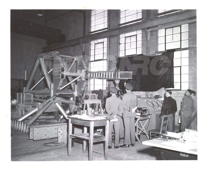 NRC Open House- Montreal Road 1954 014