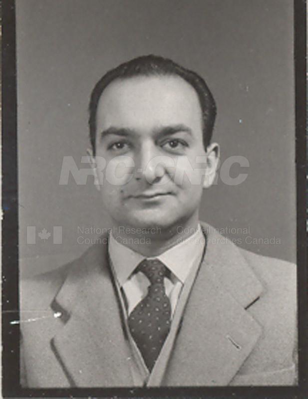 Post Doctorate Fellow- 1959 095