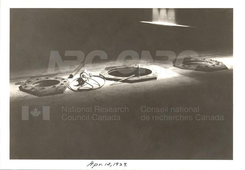 Album 6 Hydraulic Laboratory April 12 1939 005
