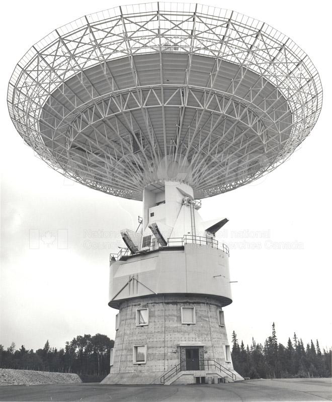 Algonquin 150 ft. Diameter Radio Telescope 002