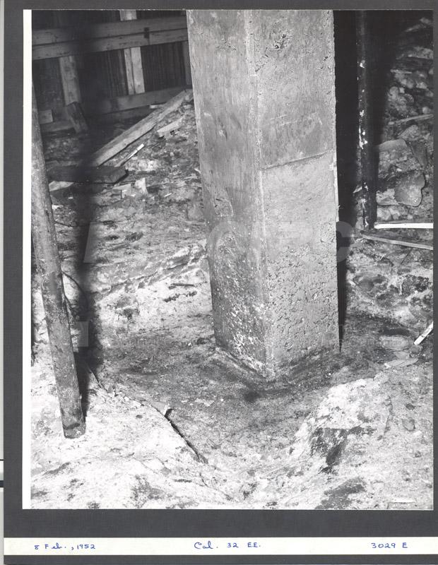 Construction de M-50 6 février 1952 #3023 010