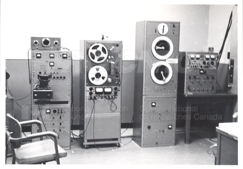 Radio and Electrical Engineering Division Miscellaneous 003