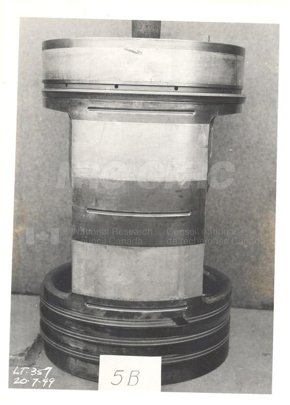 Cylindres de compresseur, 20 juillet 1949 001