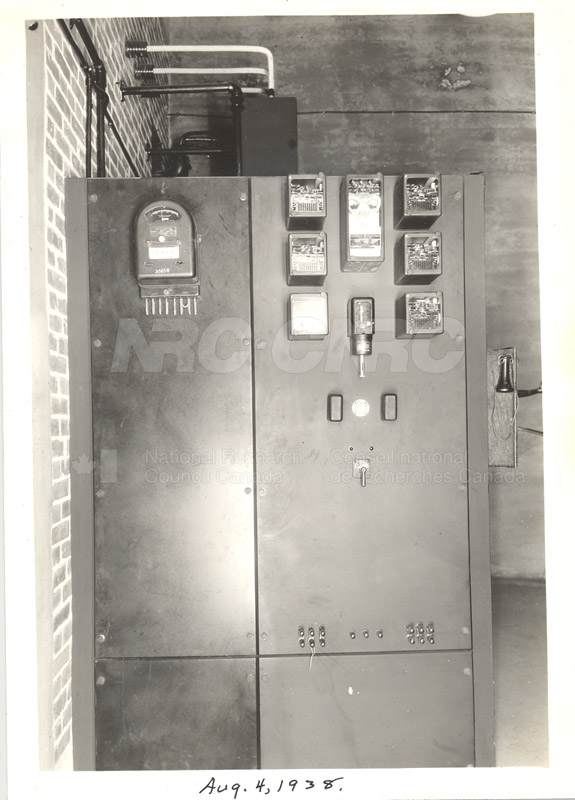 Album 8 Hydro Plant-Book 1 Aug. 4 1938 004