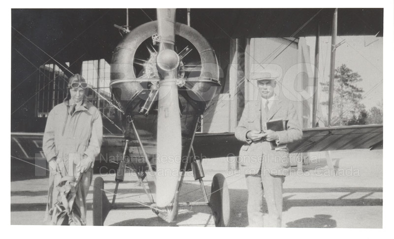 Historical Aviation Museum- Development of Turnbull Controllable Pitch Propeller Feb. 1930