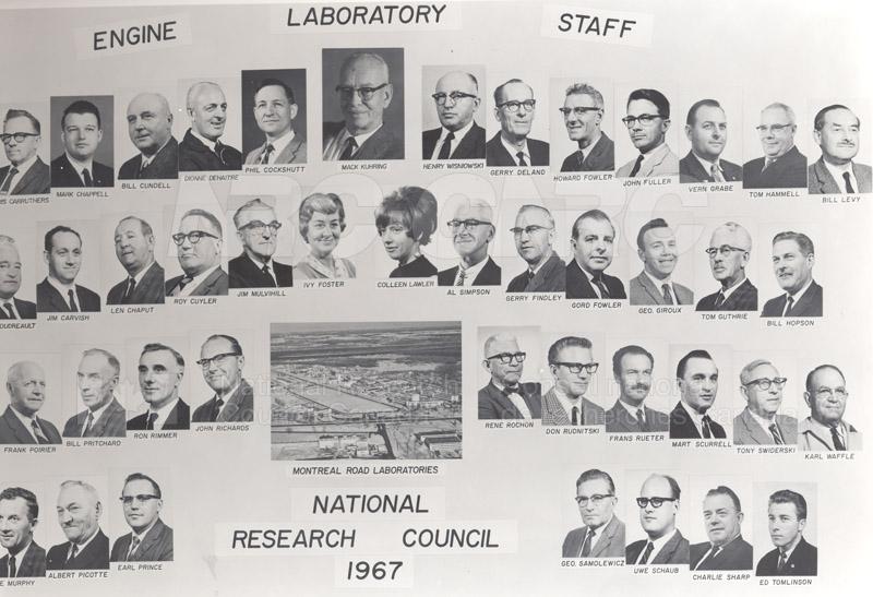 Mechanical Engineering-Engine Lab Staff 1967 001 pt.2